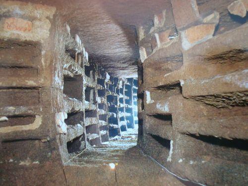 20 catacombe