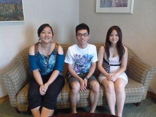 IPSF students