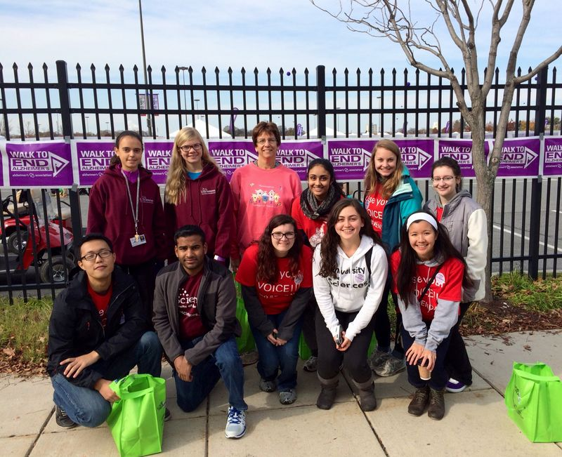 ASCP at walk to end alz